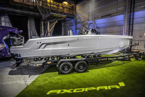 AXOPAR 22 SPYDER - CN SIMONS - GRIMAUD 83